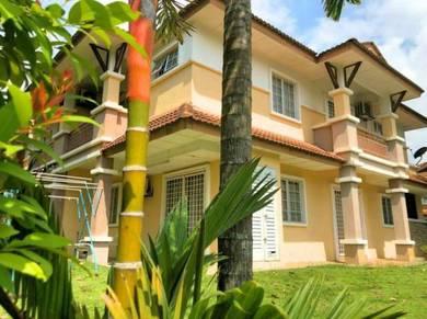 ( GOOD CONDITION ) 2Sty House ( CORNER ) PRESINT 9B, Putrajaya 2019
