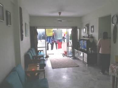 Apartment Bukit Saujana Sri Pahlawan C for Sale