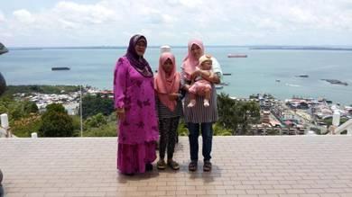 KK & Kundasang & Pulau & Kudat Tour