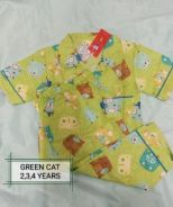 Pyjamas kids 2y-5y