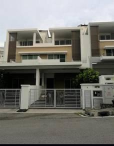 Sunway cassia 3 storey terrace house