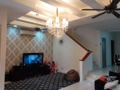 Fully Renovated 2 Storey Alam Budiman Shah Alam