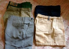 5 Pairs Men's Shorts - Good Brands