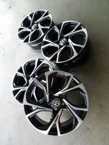 Toyota CHR 17 Sport Rim