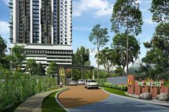 The Nest Residence Old Klang Road for Sale