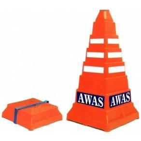 VSAFEMKT WAWASAN collapsible cone