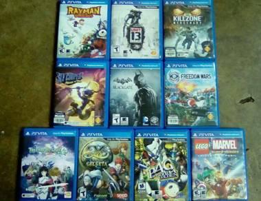 PS Vita original game (S)