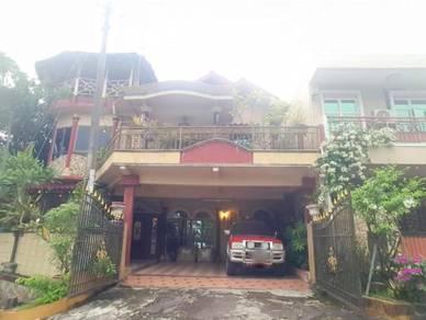 2.5 Storey Terrace CORNER LOT Wangsa Melawati, KL