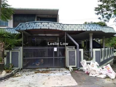 CORNER LOT : No.9, Lorong Taman Bukit 11, Taman Bukit, Bukit Mertajam