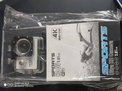 Go pro diving camera