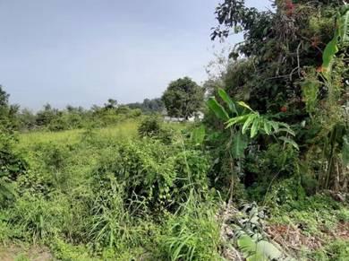 [ Freehold Land ] 4.73 acres agri land near new highway Raub Pahang