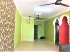 Melur Apartment, Sentul, LRT Walking Distance, Low Deposit