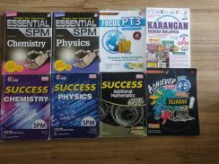 Form 4 & 5 SPM Reference Books