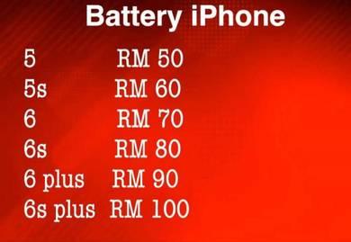 Battery iPhone Apple