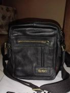 Kickers sling bag original leather