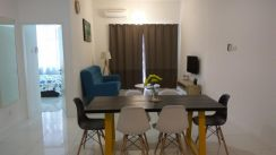 Cozy & Comfy Skypod Residence IOI Puchong Jaya for Rent 3B2R 10033SF