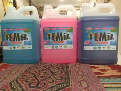 Sabun Pencuci Pakaian/ Fabric TEMiZ Liquid Deterge