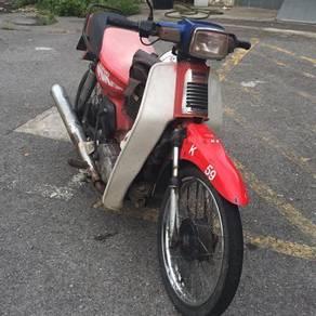 1998 Suzuki RC100