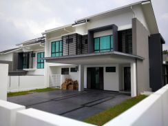 [ 2 UNIT DIRECT MOVE IN 2 STOREY HOUSE ] Freehold 0% D/P G/G Sendayan