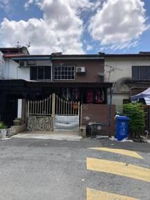Renovated Double Storey House at Taman Sri Muda sekyen 25 Shah Alam