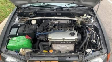 Halfcut engine (Manual) 4g93 1.8