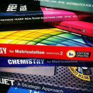 Matriculation Exersice Book