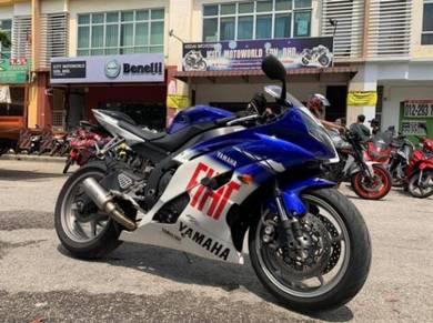 2013 Yamaha R6 SBK Muka 300 ZX6 CBR