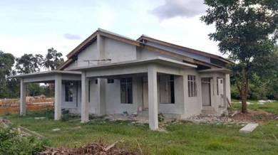 Rumah berkembar semi d mampu milik manir kuala terengganu