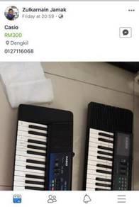 Keyboard casio ca 110