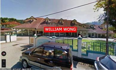 CHEAPEST! VILLA BUNGA TELANG Townhouse 1200sf Tanjung Tokong SPACIOUS