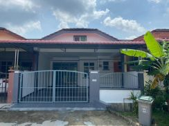 FOR SALE -Taman Makmur Kluang (100% full loan)