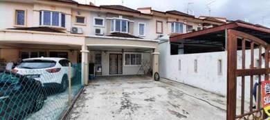 DSTH Double Storey Terrace House Setia Indah