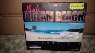 CD See New Project- Bali Dream Beach CD/DVD