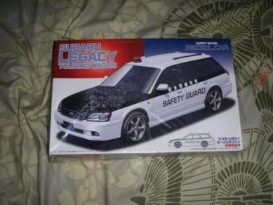 1-24 Subaru Legacy B4 car model kit