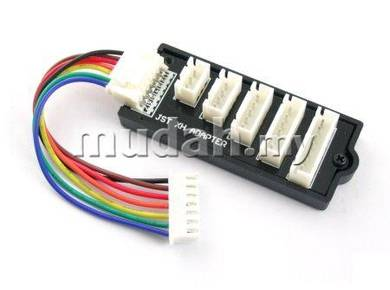 XH Multi-adapter Balance Harness 2S-6S for Charger