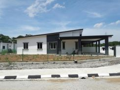 3BR Single Storey Corner Unit at Stakan LAST UNIT