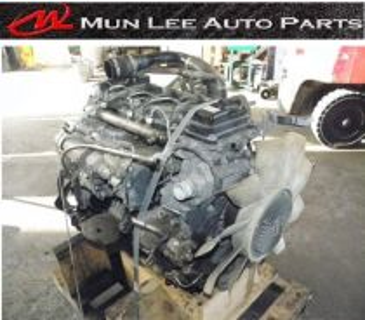 JDM Engine Empty Kosong FR Nissan Urvan ZD30-T