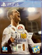 FIFA 18 (ENG/CHN   R3) - PS4 Game