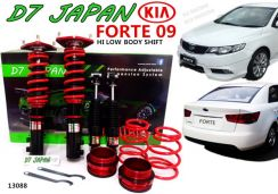 KIA Forte 09 D7 JAPAN Hi Low Body Shift Adjustable