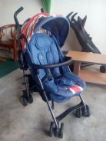 Mini Buggy Stroller union jack (EasyWalker)