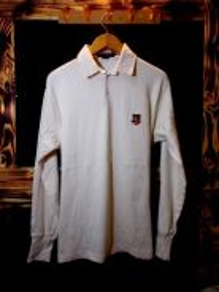 Polo ralph lauren sports long sleeve collar shirt