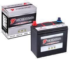 Car battery BATERI yokohama mf ns 70 platinum