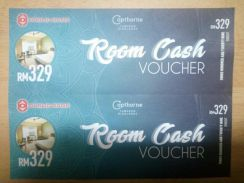 Copthorne Cameron Highlands Room Cash Voucher