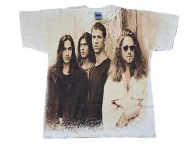 (SB)Vintage EXTREME PUNCHLINE 95 Band Tshirt -L
