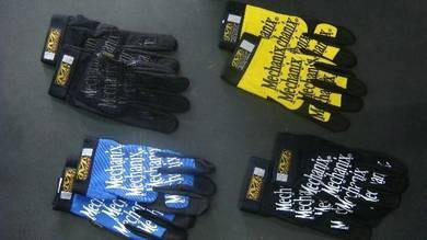 Mechanix hand glove