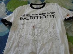 Germany world cup 06 shirt
