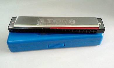 `` Hohner Big Valley Harmonica ``