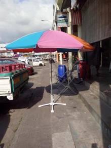 Payung pasar 2.4M / umbrella market / canopy