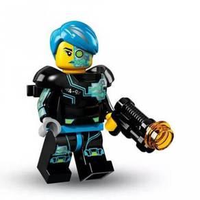 LEGO 71013 Minifigures Series 16 Cyborg