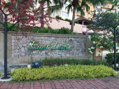 East Lake Residence Condominium Sri Kembangan South City Plaza Below